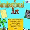 Sand-Sational Art