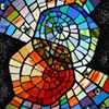 Muna Zuberi Stained Glass