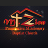 Mt. Zion Progressive Missionary Baptist Church