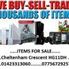 Items For Sale In Harrogate
