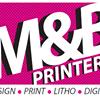 M & B Printers