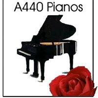 A440 Pianos