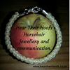 Hear Their Hoofs Horsehair jewellery and Communication
