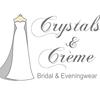 Crystals and Crème Wedding Dress Boutique