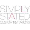 Simply Stated Stationery