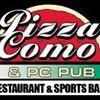 Pizza Como & PC Pub Restaurant & Sports Bar