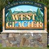West Glacier Village