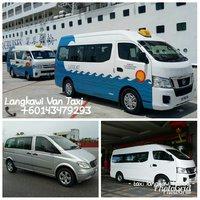 Taxi Van Langkawi