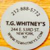 T.G. Whitney's