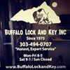 Buffalo Lock and Key