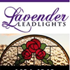 Lavender Leadlights