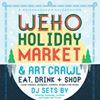 WEHO Market and Art Crawl
