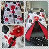 Peek-A-Boo Car Seat Canopy Covers and Gifts