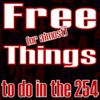 Free (or Almost) Things to do in the 254