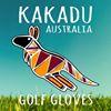Kakadu Australia Golf Gloves