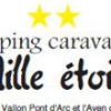 Camping mille étoiles * - Gorges de l'Ardèche