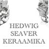 Hedwig Seaver keraamika