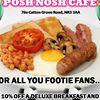 The Posh Nosh Internet Cafe