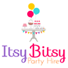 Itsy Bitsy Party Hire