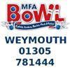 MFA Bowl Weymouth