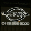 Green Oval Garage