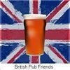 British pub Friends