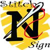 Stitch N Sign