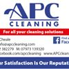 APC Cleaning Carpets Upholstery Leather Pest control