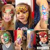 ABC Parties - Face Painting, Glitter Tattoos & Sweet Cones