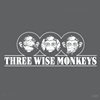 Three Wise Monkeys Colchester