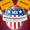 Musclesupplement Dortmund
