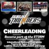 The Dublin Thunder Cheerleaders