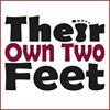 Their Own Two Feet