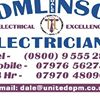 Dale Tomlinson Approved Electrician