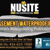 Nu-Site Contractors Ltd - Waterproofing & Structural Repairs