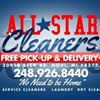 All-Star Dry Cleaners