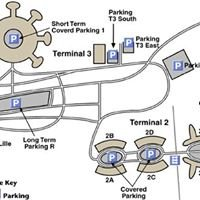 Terminal 2D Aéroport Charles De Gaulle (CDG)