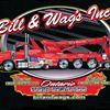 Bill & Wag's Inc