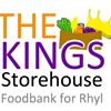 The Kings Storehouse, Foodbank Rhyl