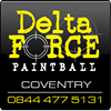 Delta Force Paintball Coventry