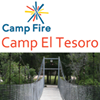 Camp Fire Camp El Tesoro