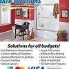 Bath Solutions of Saint John