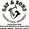Bay and Sons Masonry & Construction