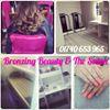 Bronzing Beauty & The Salon