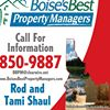 Boise's Best Property Managers