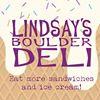 Lindsay's Boulder Deli at Haagen- Dazs