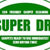 SuperDri Eco Friendly Carpet Cleaning