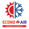 Econoair Heating & Cooling Inc.