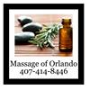 Massage with Brandy
