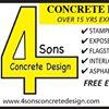 4 Sons Concrete Design